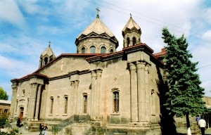 Catedral Gyumrí