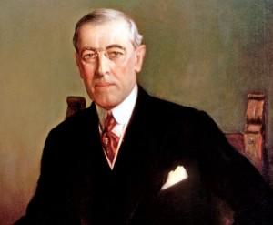 President-woodrow-wilson