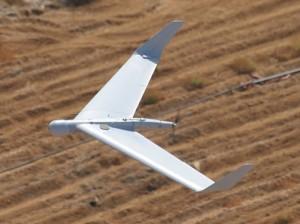 dron isra