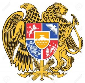 escudo de Armenia