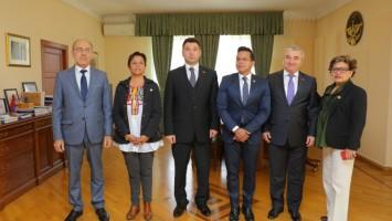 Parlamentarios de México