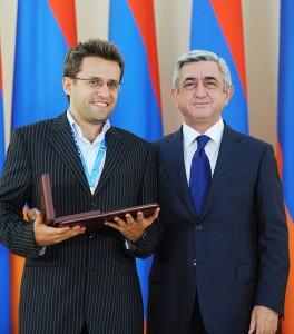 Serge-Aronian