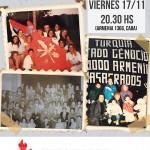 El reencuentro de Unión Juventud Armenia