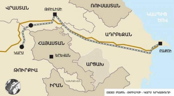Mapa trene