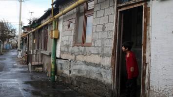 Pobreza armenia
