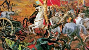 Batalla_de_Sardarabad_Sargis_Muradyan_autor