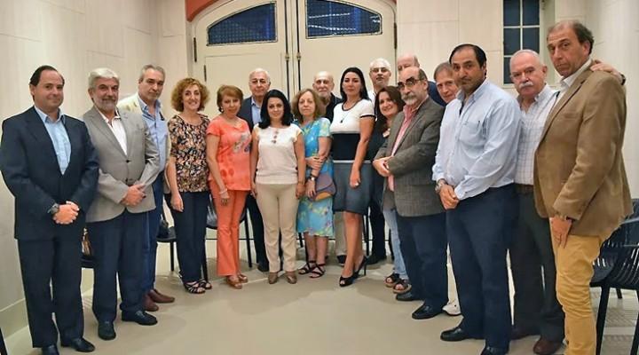Resultado de imagen para armenios contra visita erdogan uruguay y argentina