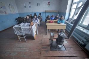 escuelas calefaccion