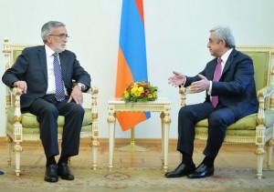 Armenia-Chile