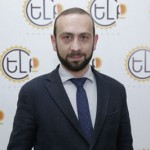 Ararat Mirzoyan, viceprimer ministro primero