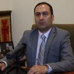 Artak Zeynalyan, Ministro de Justicia