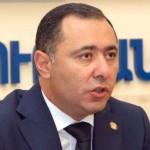 Arthur Grigoryan, Ministro de Infraestructuras de energía y recursos naturales