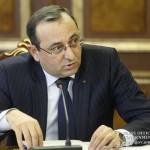 Artsvik Minasyan, Ministro de Desarrollo Económico e Inversiones