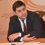 Levon Vahradyan, Ministro de Deportes y Asuntos de la Juventud