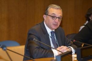 Zohrab Mnatsakanyan, Ministro de Asuntos Exteriores