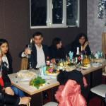 Fin de año con mi familia armenia
