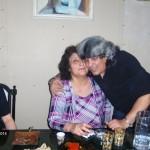 Despedida en Moscú, rumbo a Armenia