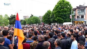 protestas Artsaj 1
