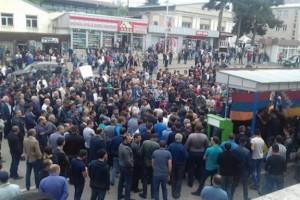 protestas Artsaj 2