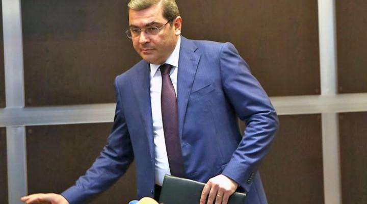 David Ananian, jefe del Comité de Ingresos Estatales (CIE)