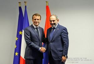 Pashinian-Macron
