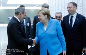 Pashinian-Merkel