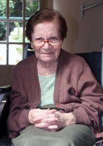 Assana Sarkissian a sus 97 años