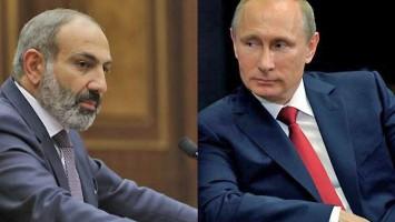 Putin-Pashinian