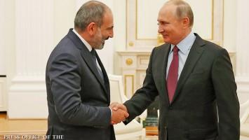 Pashinian-Putin-1