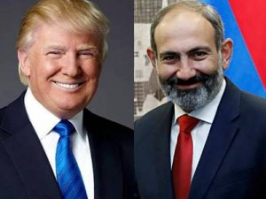 Trump Pashinian