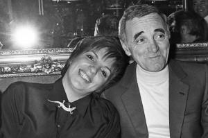 Charles con Liza Minelli