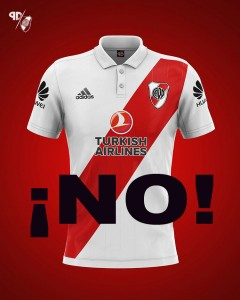 Camiseta River Plate_ No a Turkish