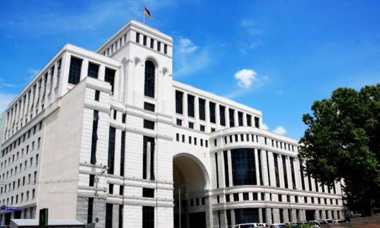 """Cancillería armenia: """"Turquía sigue siendo una amenaza para la seguridad del pueblo armenio"""" - Diario Armenia"""