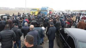 Echmiadzin-protestas