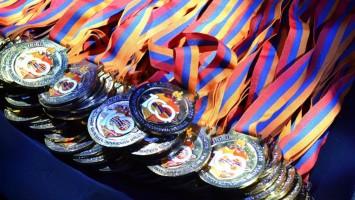 Las medallas del Centenario