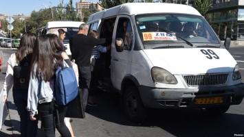 omnibus Erevan