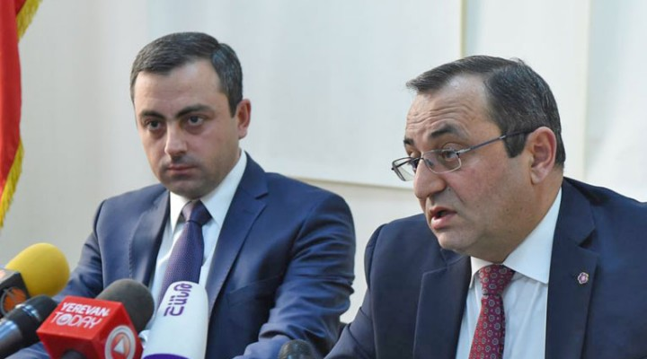 Ishján Saghatelian y Ardzig Minassian