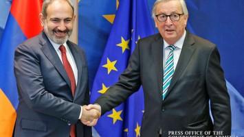 Pashinian-Bélgica-Juncker-1