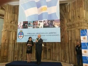 Embajada Argentina en Armenia