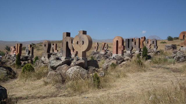 Monumento Alfabeto armenio