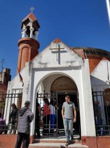 Iglesia Surp Hagop de Valentín Alsina