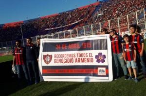San Lorenzo - Genocidio Armenio 01