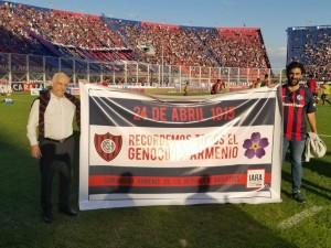 San Lorenzo - Genocidio Armenio 02