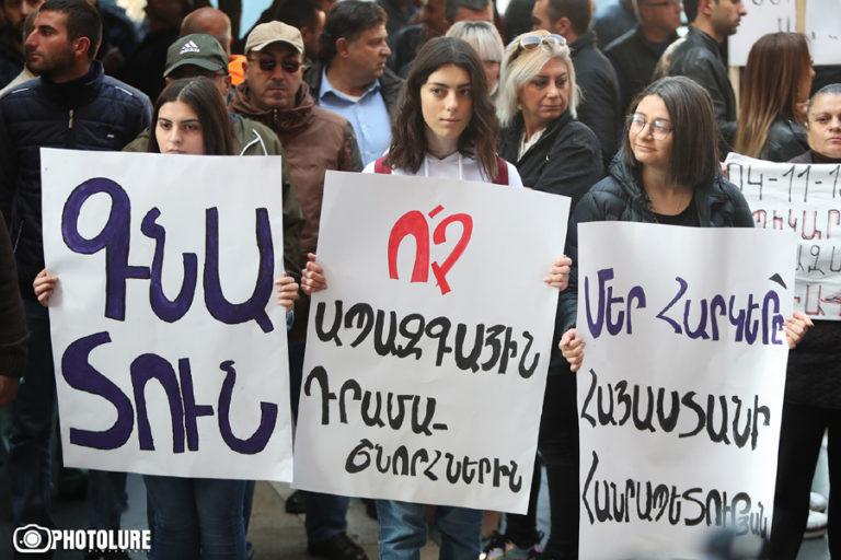 Resumen semanal desde Armenia: Protestas juveniles contra las reformas educativas - Diario Armenia