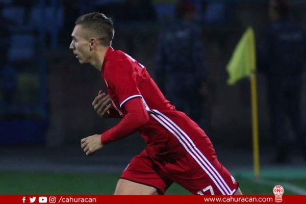Norberto Briasco Balekian, convoqué pour la sélection de l'Arménie - Diario Armenia - Euro 2020