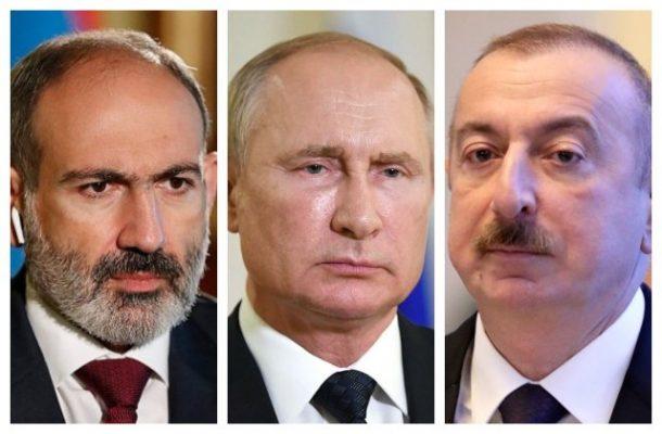 El acuerdo que firmaron Armenia, Azerbaiyán y Rusia para poner fin a la  guerra de Artsaj – Diario Armenia
