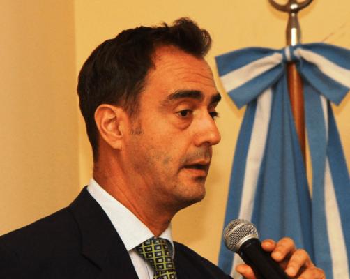Mariano Vergara. Nuevo embajador argentino en la República de Armenia